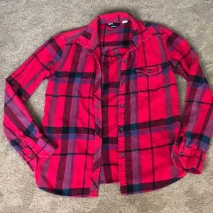 Urban Outfitter BDG Flannel Button-Down Shirt